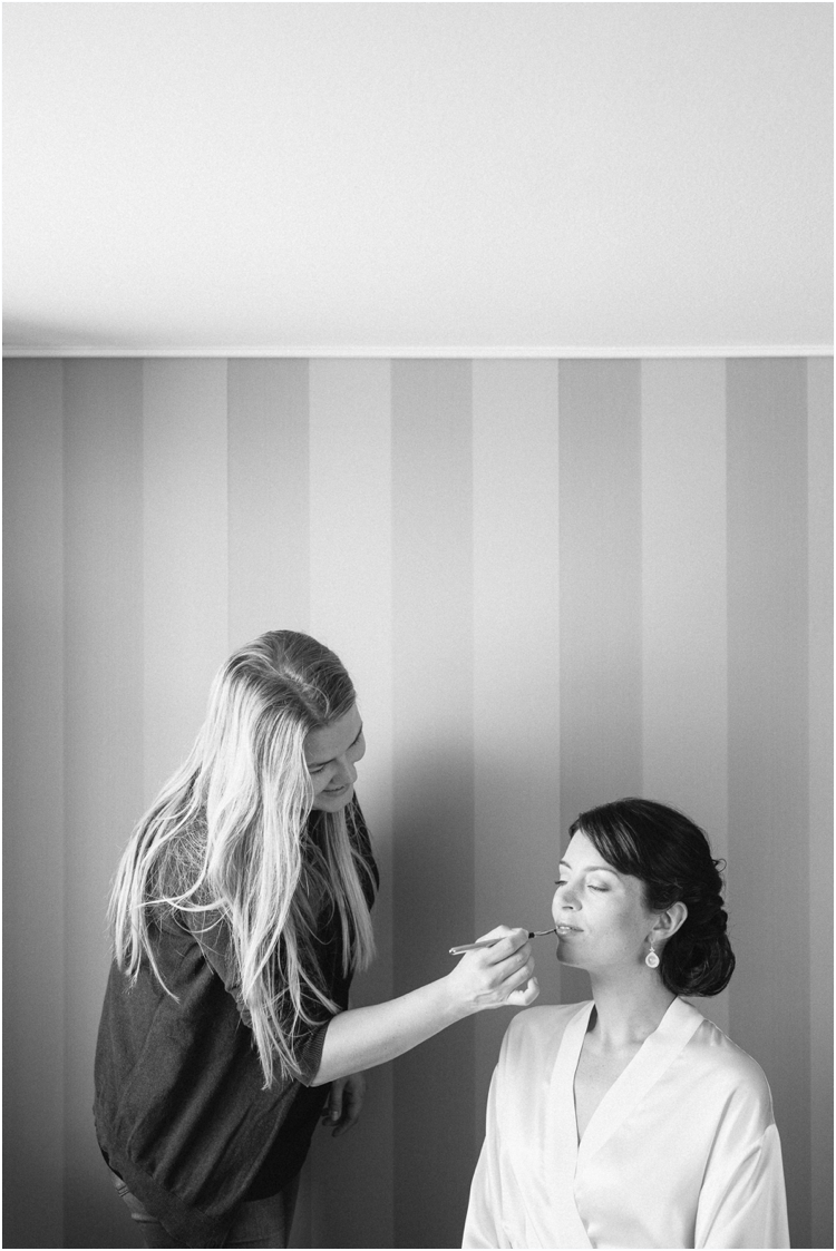 Helenekilde Badehotel bryllupsfotograf Tine Hvolby