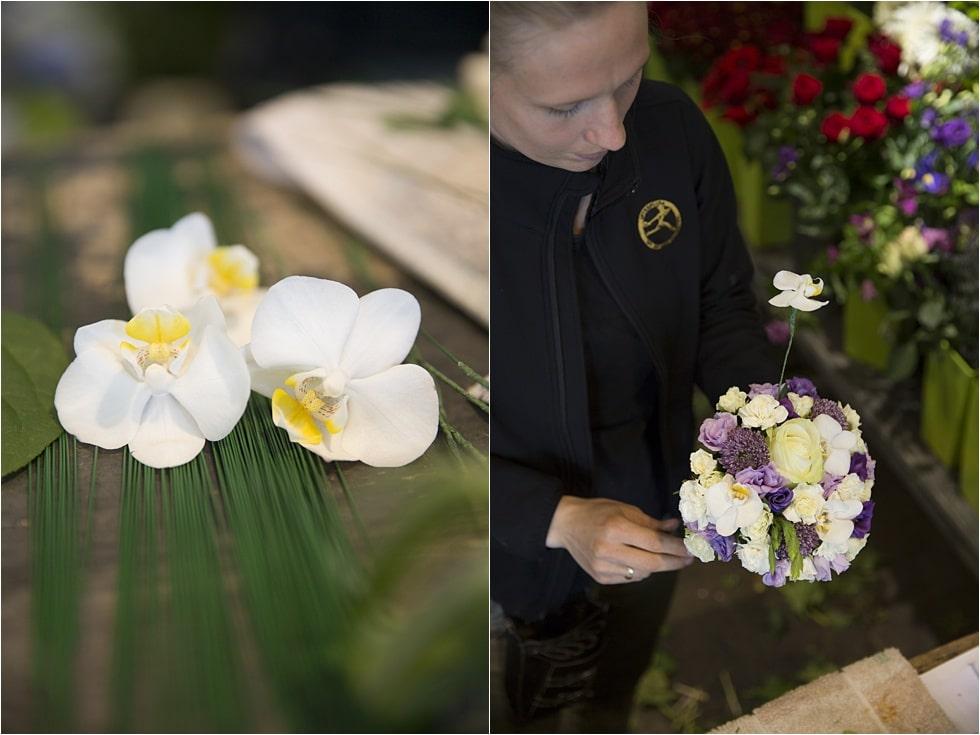 brudebuket interflora leverandør vejle fotograf Tine hvolby49