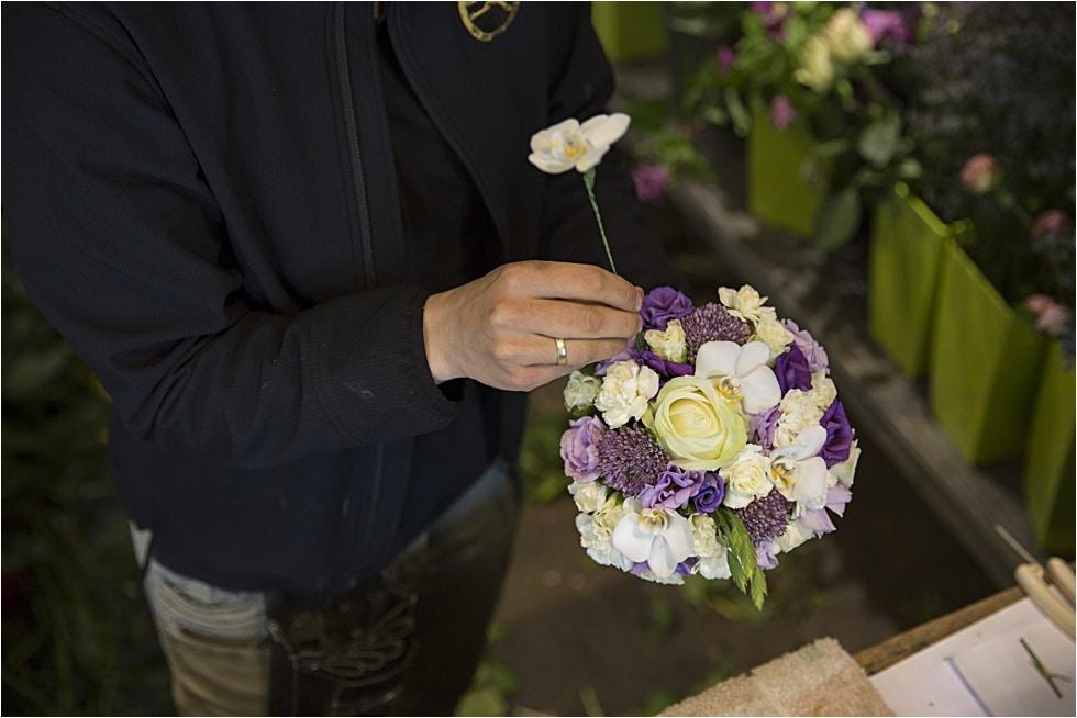 brudebuket interflora leverandør vejle fotograf Tine hvolby50