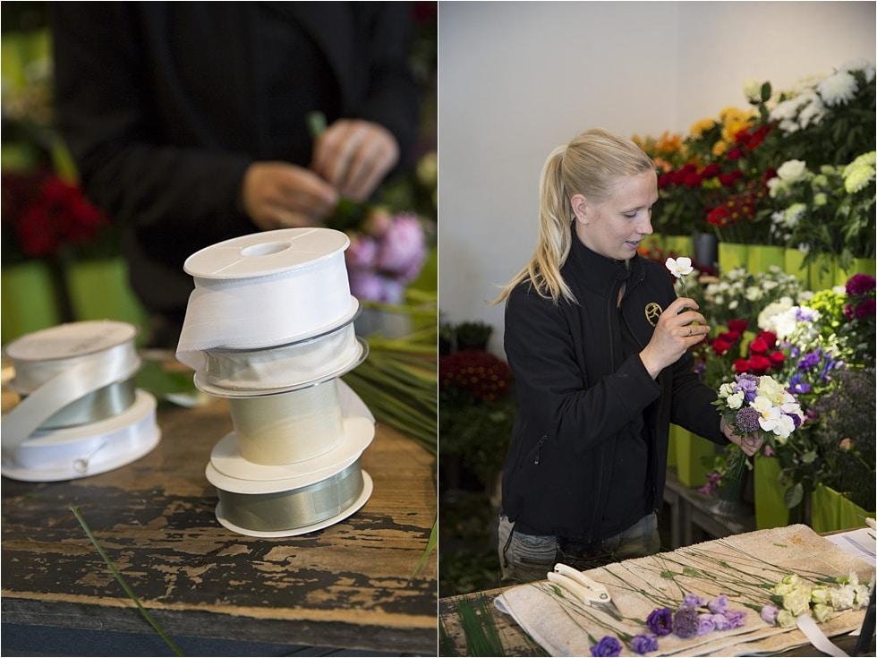 brudebuket interflora leverandør vejle fotograf Tine hvolby53