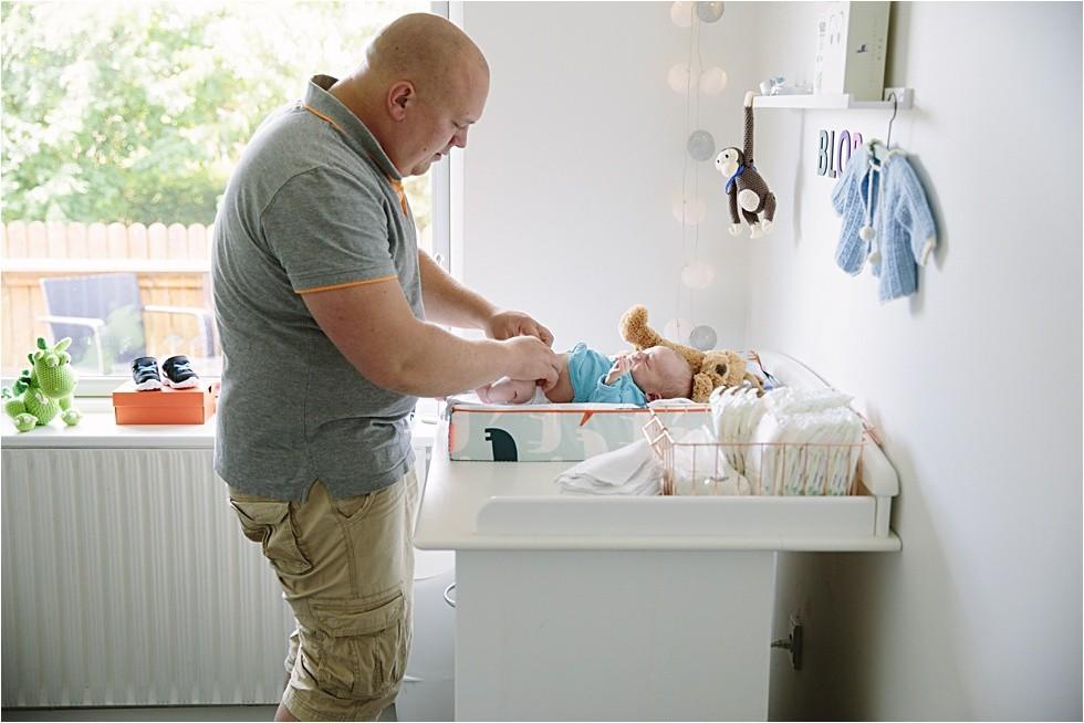 Nyfødt baby fotograf Tine hvolby07