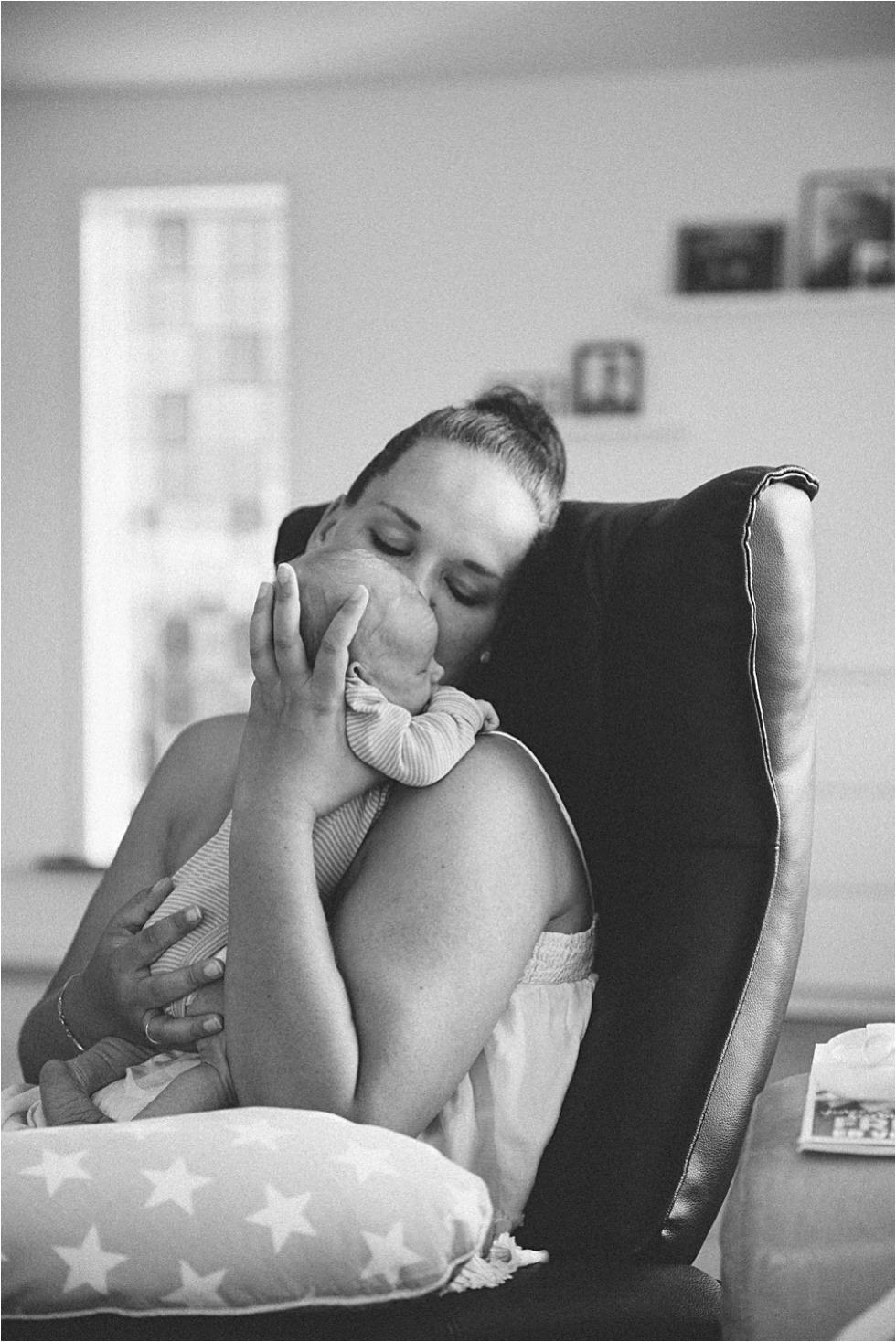 Nyfødt baby fotograf Tine hvolby16