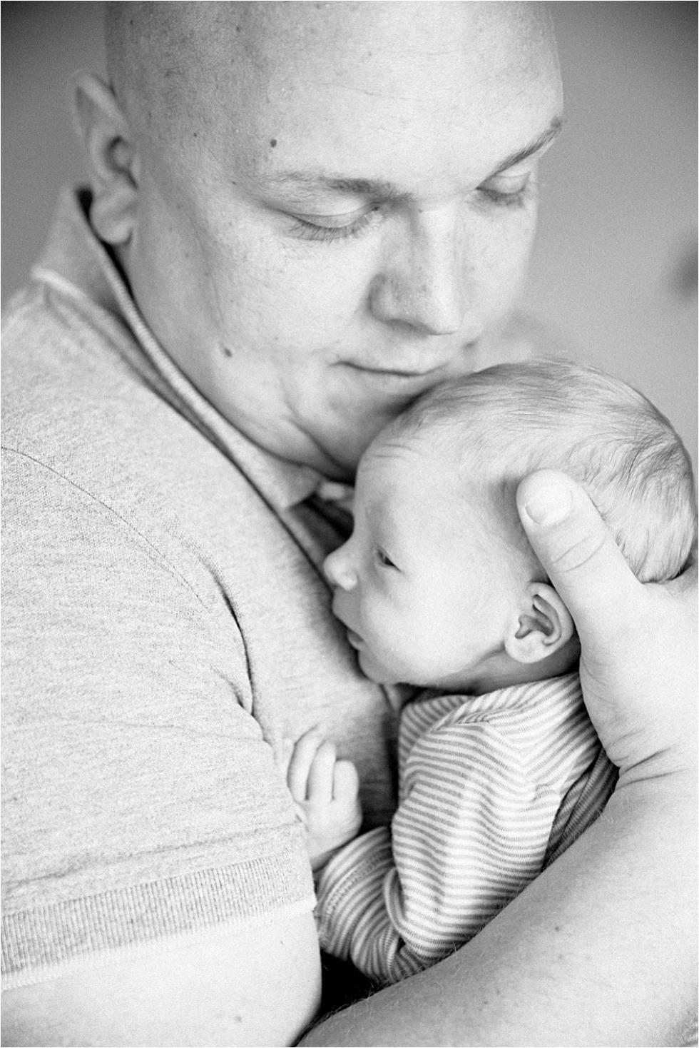 Nyfødt baby fotograf Tine hvolby35