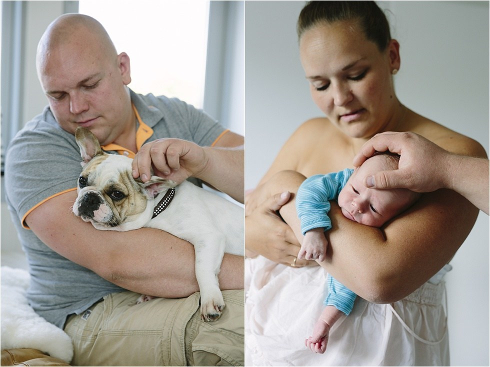 Nyfødt baby fotograf Tine hvolby48