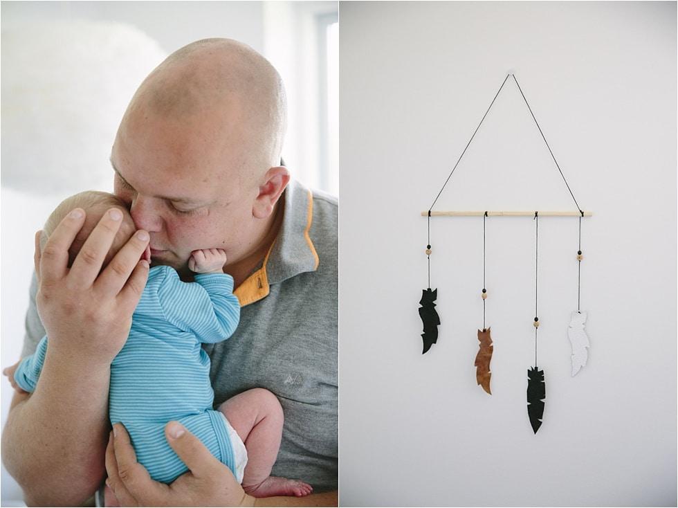 Nyfødt baby fotograf Tine hvolby10