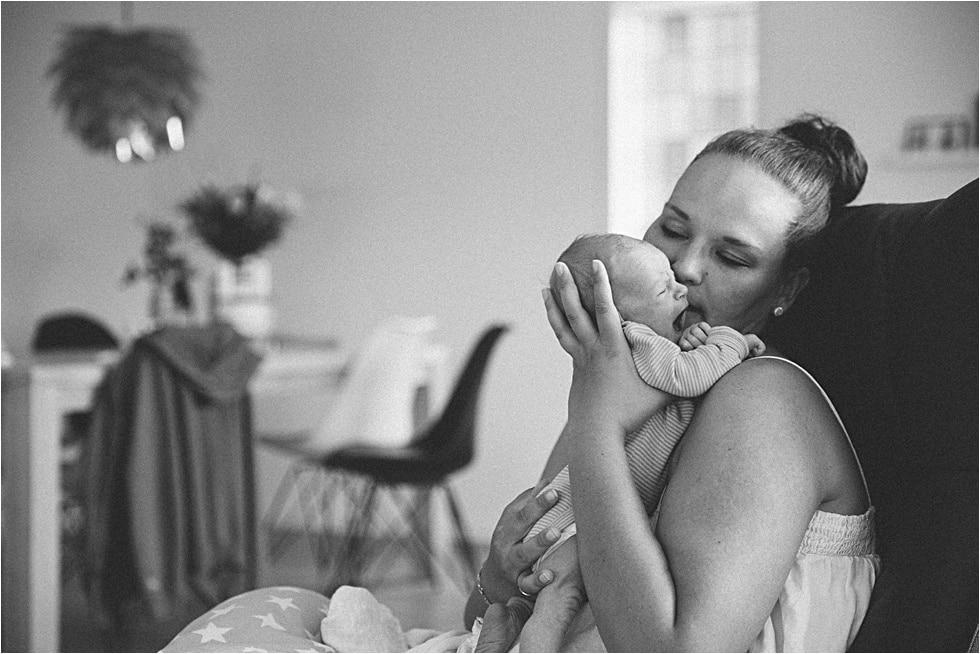 Nyfødt baby fotograf Tine hvolby17