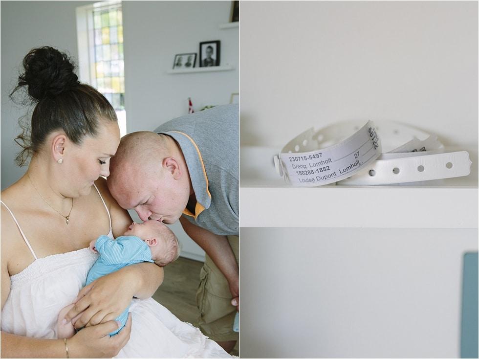 Nyfødt baby fotograf Tine hvolby49
