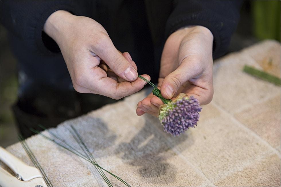 brudebuket interflora leverandør vejle fotograf Tine hvolby47