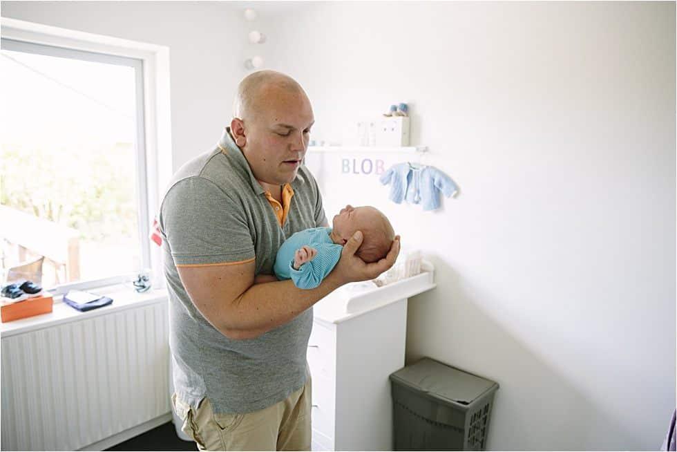 Nyfødt baby fotograf Tine hvolby09