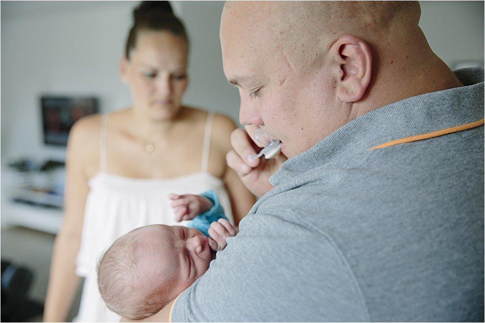 Nyfødt baby fotograf Tine hvolby31