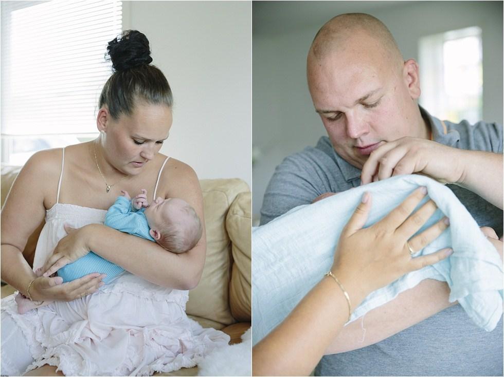 Nyfødt baby fotograf Tine hvolby32